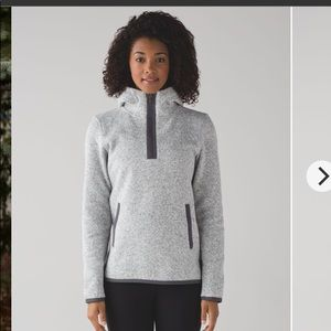 "Pullover ""It's Fleecing Cold"" lululemon size 4"